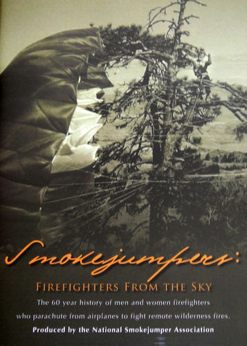 """Smokejumpers: Firefighters From the Sky"" DVD"