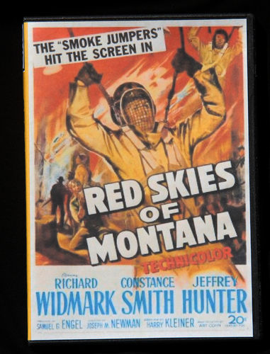 """Red Skies of Montana"" DVD"