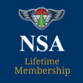 Donation + Lifetime NSA membership