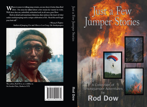 Just a Few Jumper Stories – by Rod Dow – $20