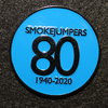 SMOKEJUMPERS 80th anniversary challenge coin