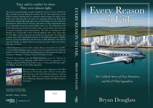 Every Reason to Fail – by Bryan Douglass – $27